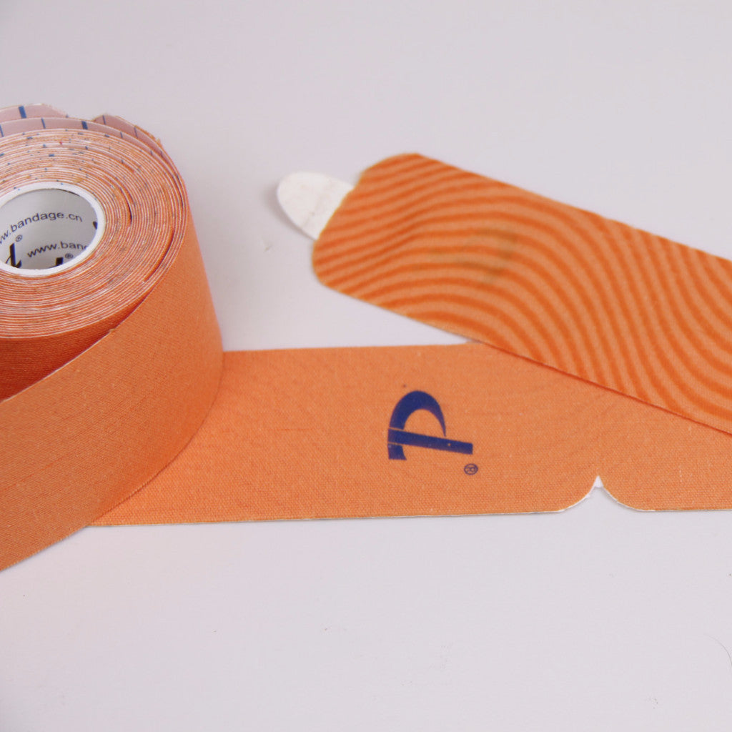 Precut I/Y Shape Strips in Roll Kinesiology tape - DL0309 [FOB Price] - DLbandage  - 6