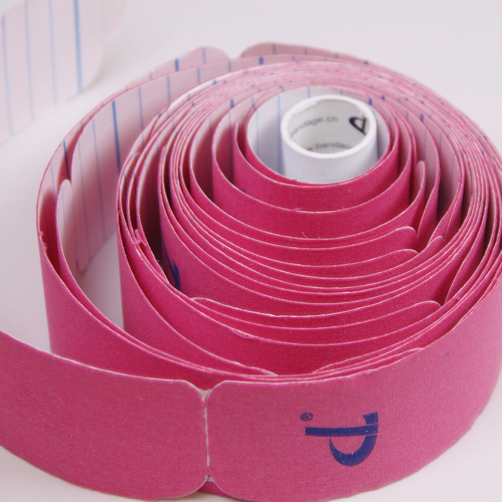 Precut I/Y Shape Strips in Roll Kinesiology tape - DL0309 [FOB Price] - DLbandage  - 2