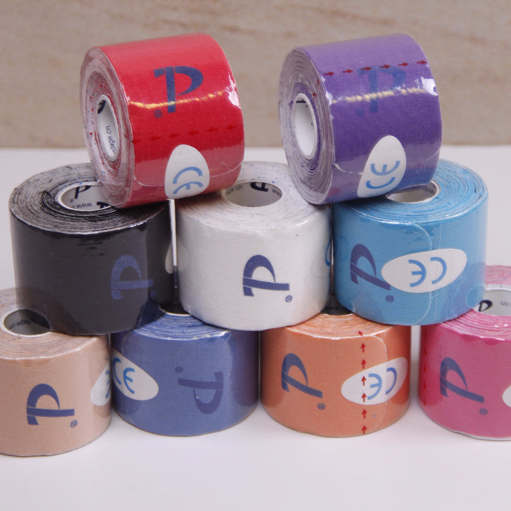 Precut I/Y Shape Strips in Roll Kinesiology tape - DL0309 [FOB Price] - DLbandage  - 1