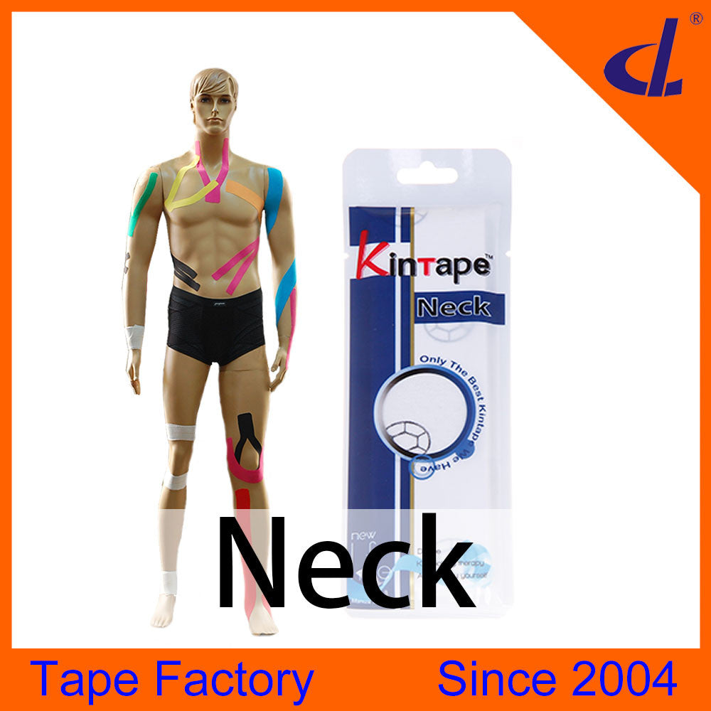 Kintape - Physio Pain relief Kinesiology recovry tape - DL0701 [EXW Price] - DLbandage  - 8
