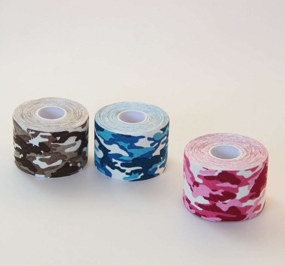 New Camouflage Kinesiology tape | Cotton | 5cm x 5m with FOB price - DL - 6