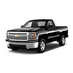 Chevrolet Silverado Wireless Charging