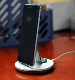 2 in 1 Docking station & stand  for  iPhone 7 6S Plus 6S 6 Plus 6 5S and ipad.