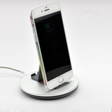 2 in 1 Docking station & stand  for Samsung Galaxy S6 S5 Note 4 Support  Android phone.