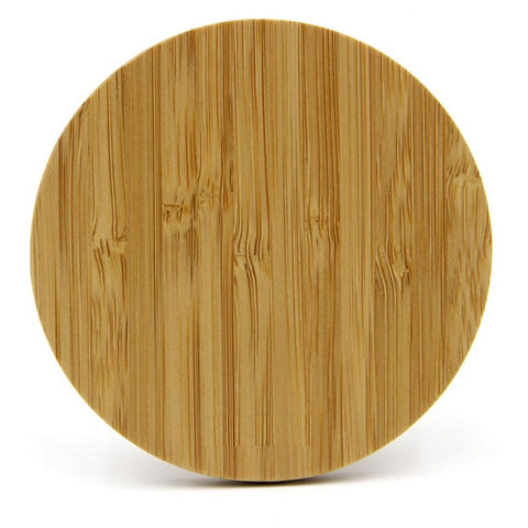 Single Coil Wireless Charging Transmitter for Samsung Galaxy S7 Edge - Bamboo