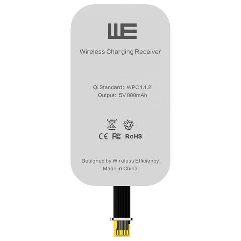 Qi Wireless Charging Card Receiver for iPhone 6 Plus 6S Plus