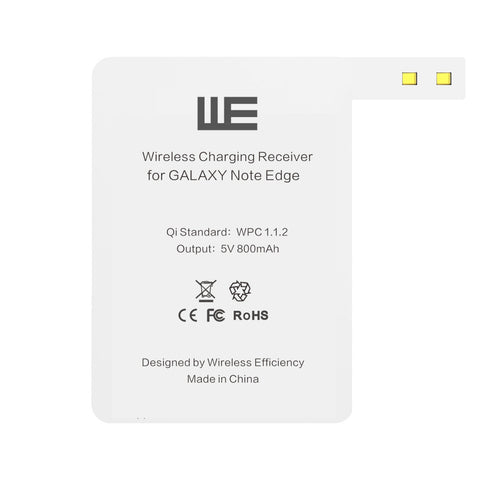 Qi Wireless Charging Card Receiver for Samsung Galaxy Note Edge