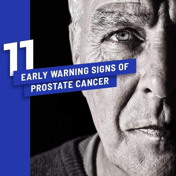 11 Early Warning Signs of Prostate Cancer That Every Guy Needs to Know! Do NOT Ignore!