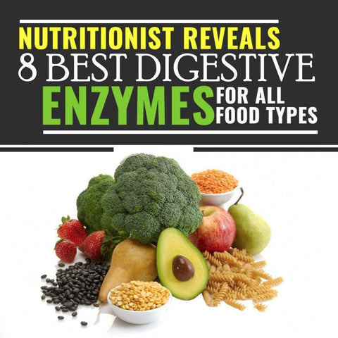 9 Enzyme Rich Foods That Help Improve Digestive Health ...