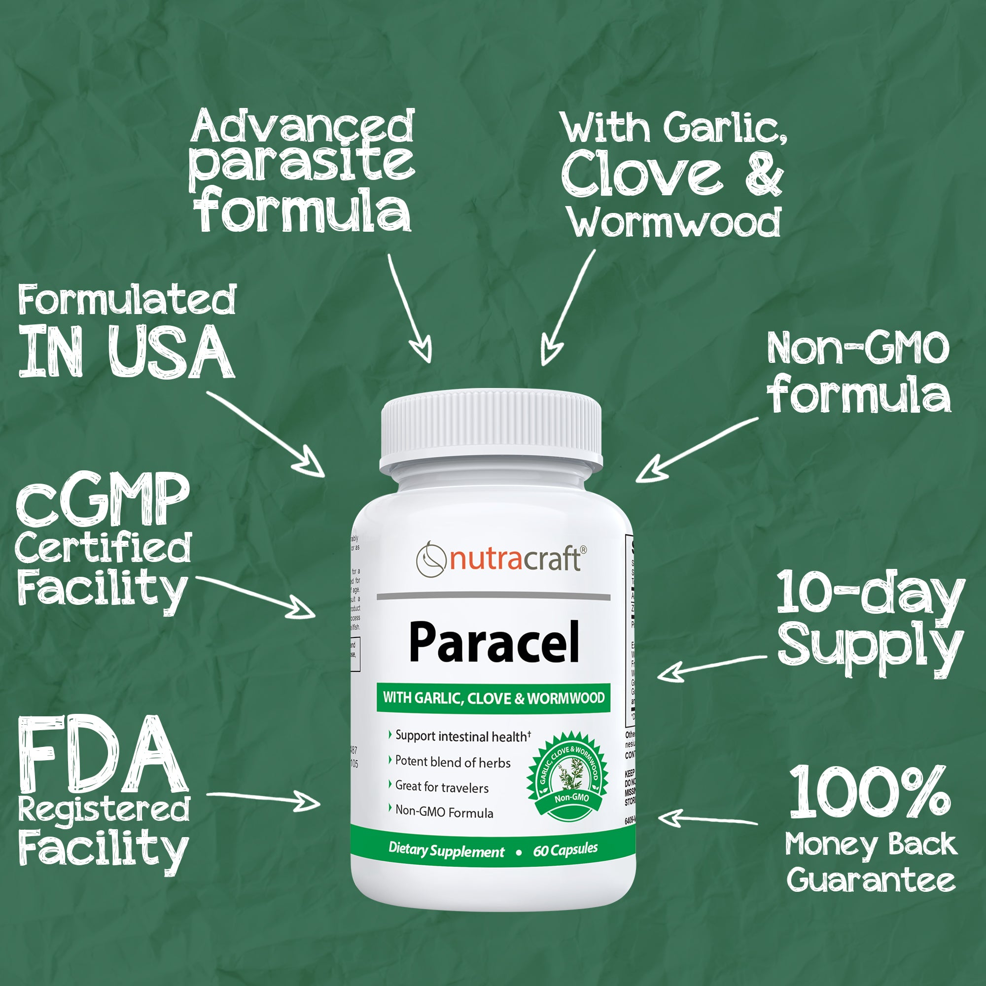 nutracraft-paracel-seals
