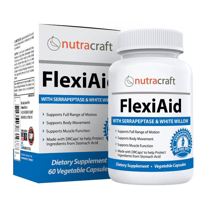 FlexiAid Natural Joint & Mobility Support