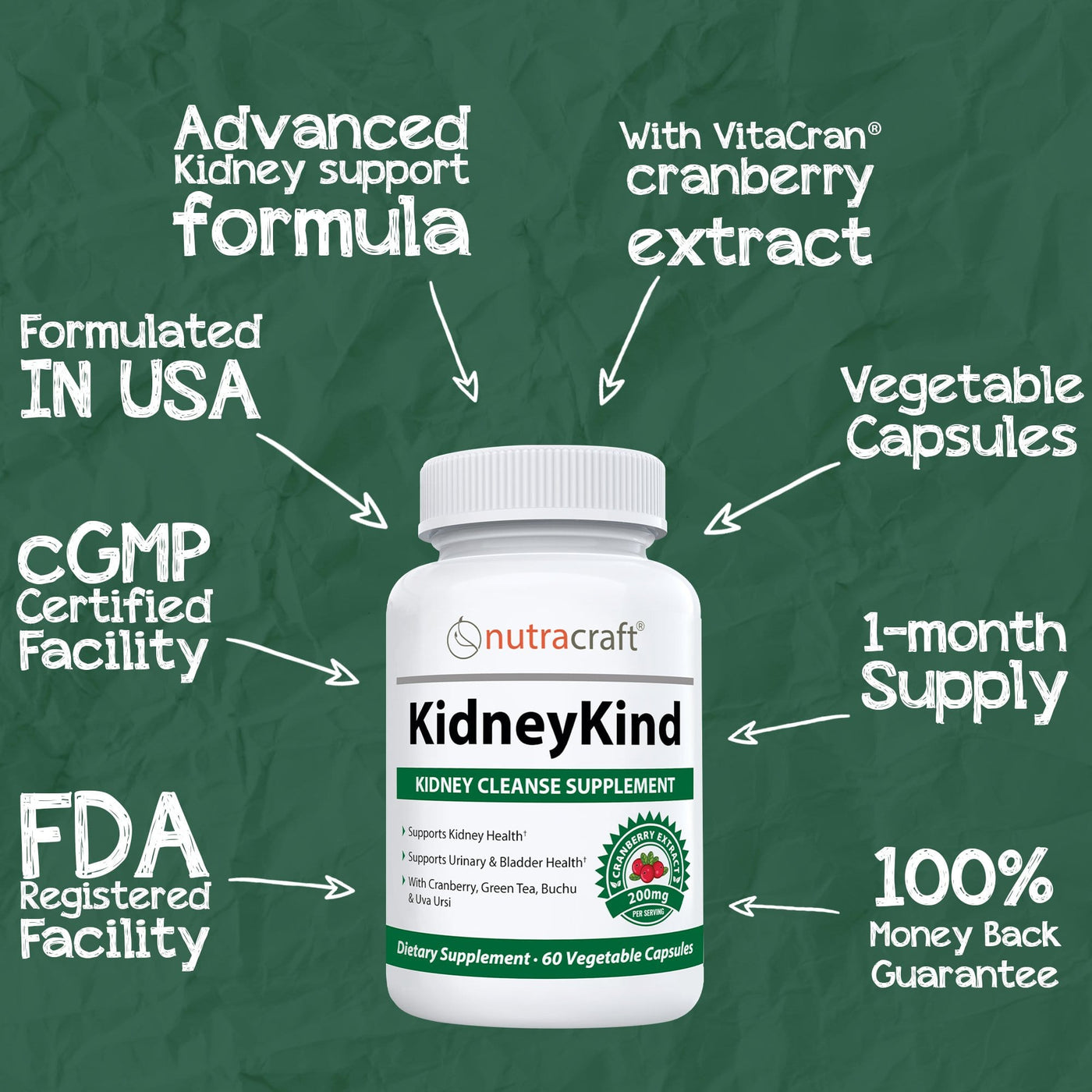 KidneyKind Kidney Support