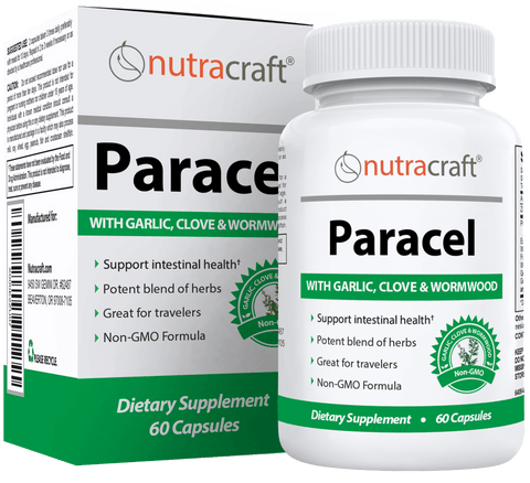 Paracel Parasite Cleanse (formerly ParasiteClear)