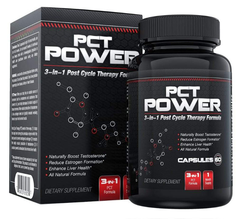 PCTPower Post Cycle Therapy