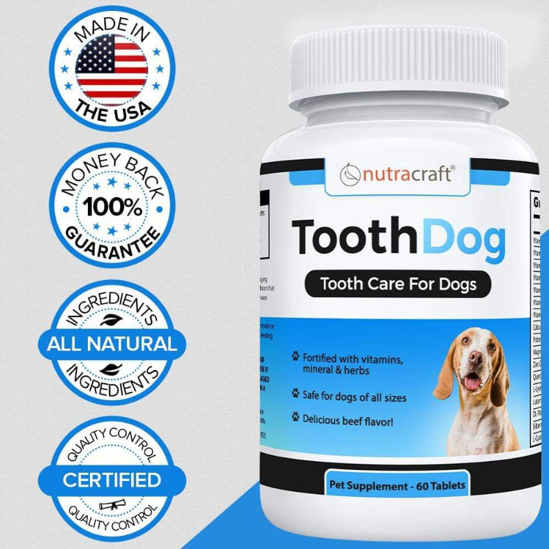 ToothDog Tooth Care for Dog