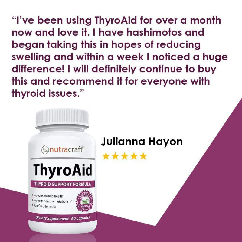ThyroAid Thyroid Support