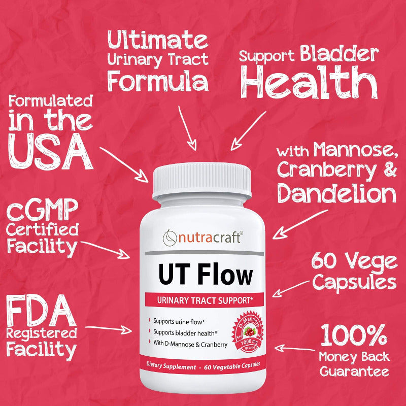 UT Flow Urinary Tract Support