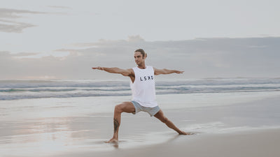 60 Minute Yoga class with Brent Campbell 1A