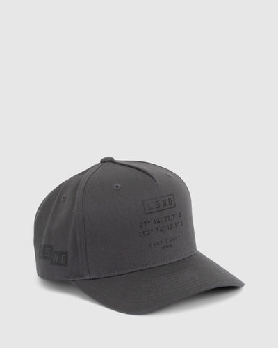 Position Cap - Lt Charcoal