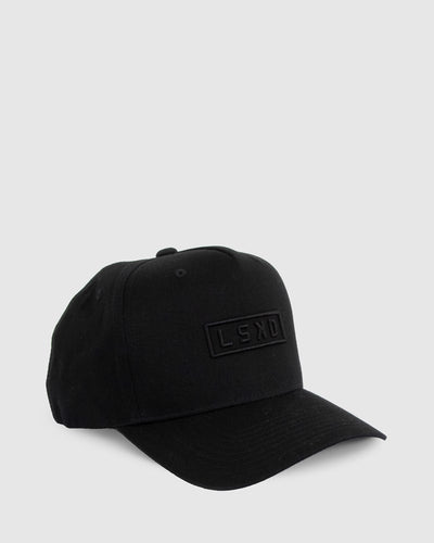 Blind Cap - Black