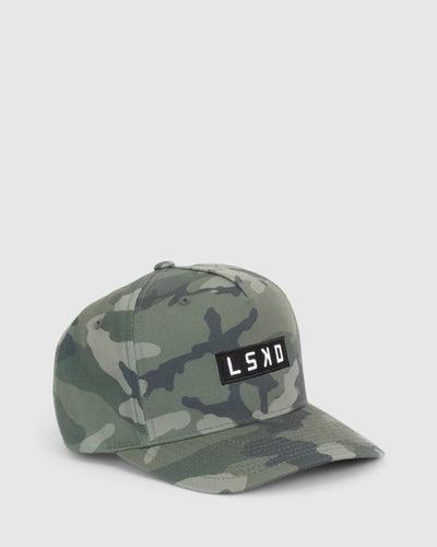 Cornerstone Cap Pinch Fit - Camo