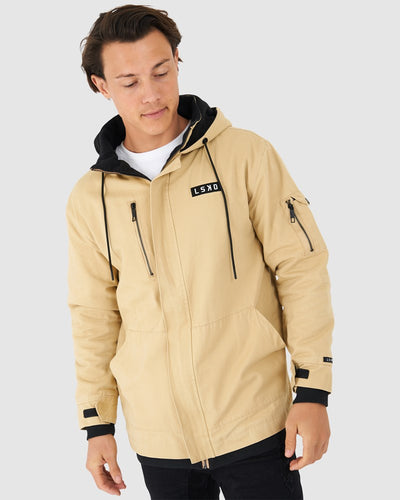 Marshall Jacket - Hot Sand - Pre-Order