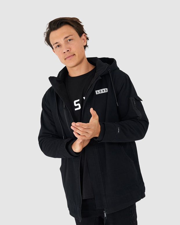 Marshall Jacket - Black