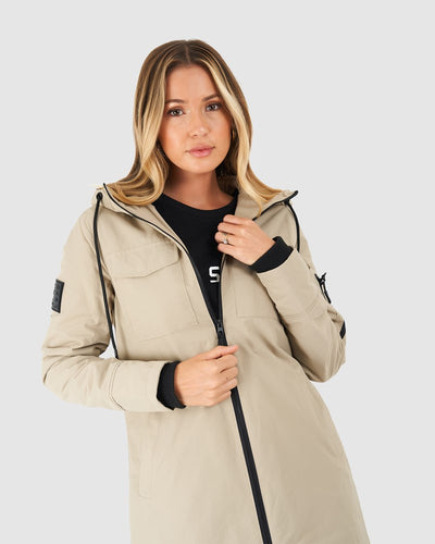 Auxiliary Jacket - Lt Taupe
