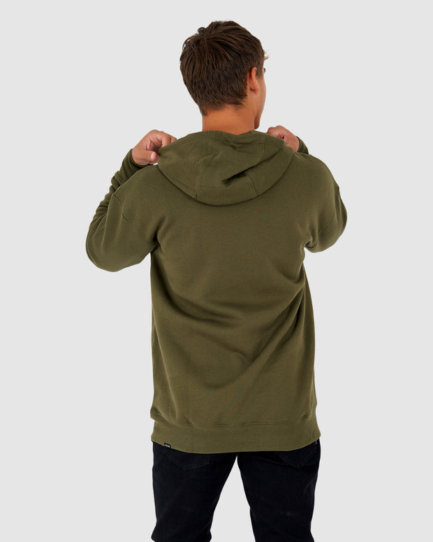 Mood Pullover - Olive Night