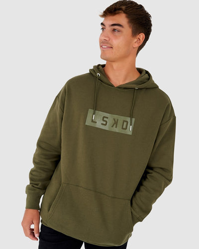 Mood Pullover Oversize - Olive Night
