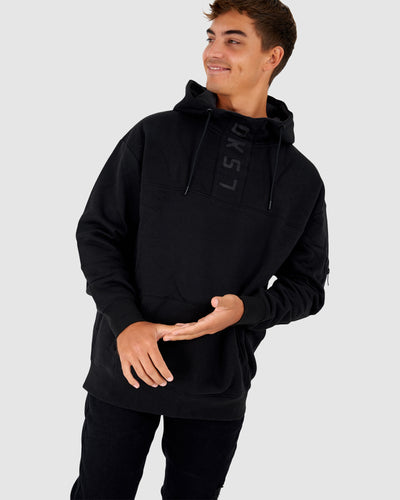 Contrary Pullover Oversize - Black