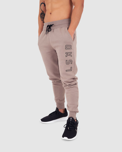 Tidy Trackpants - Greige
