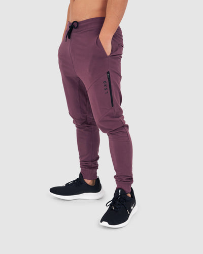 Rep Jogger - Faded Plum