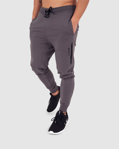 Rep Jogger - Warm Grey