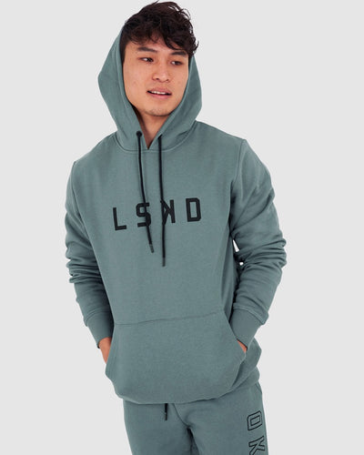 Structure Pullover - Lead
