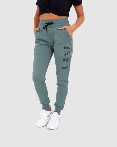 Unisex Tidy Trackpants - Lead
