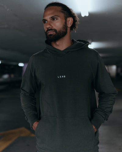 Base Pullover - Forest Night