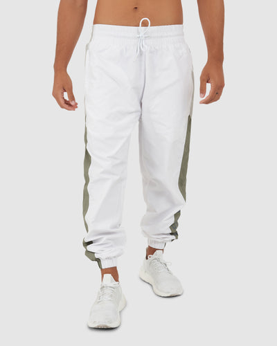 Pre-Game Trackpant - White