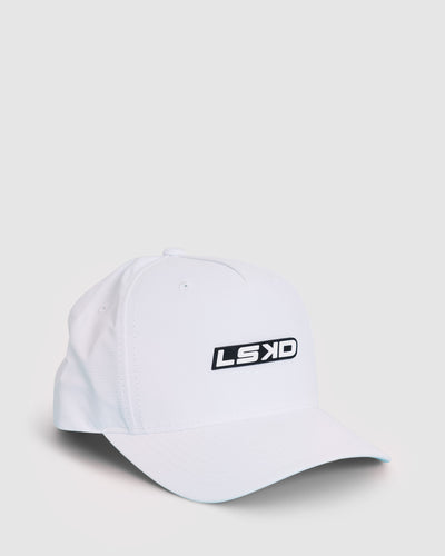 Fleet Cap - White