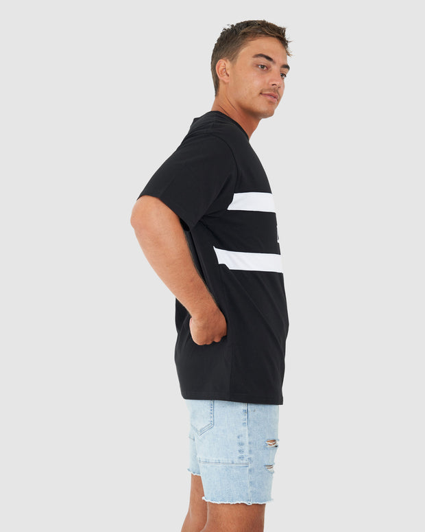 Parallel Tee Box Fit - Black