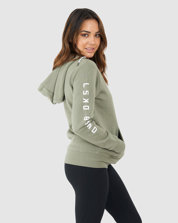 Perspective Pullover - Dusty Olive