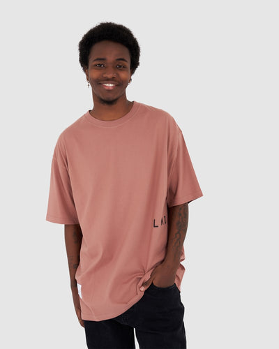 Midline Tee - Faded Brick