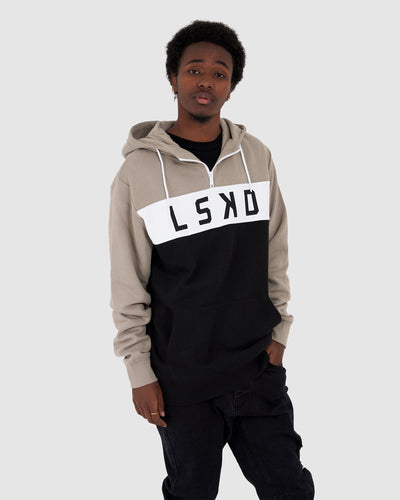 Munition Pullover Hood Regular - Greige