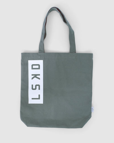 Limits Tote Bag - Graphite