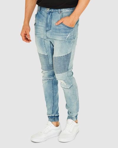 Torment Denim Pant - Light Indigo