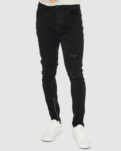 Toasted Denim Pant - Black