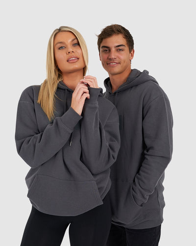 Unisex Mood Pullover Oversize - Dark Shadow