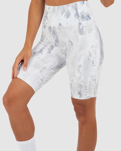 Rep Short Tight - Snow Camo
