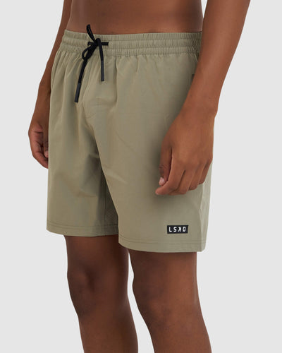 Rep Short - Dusty Olive