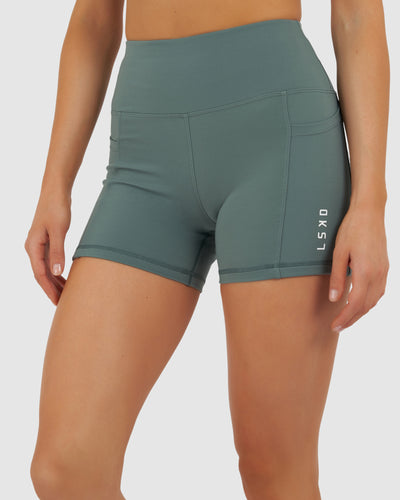 Rep X-Short Tight - Balsam Green